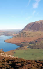 Crummock Water and Grasmoor